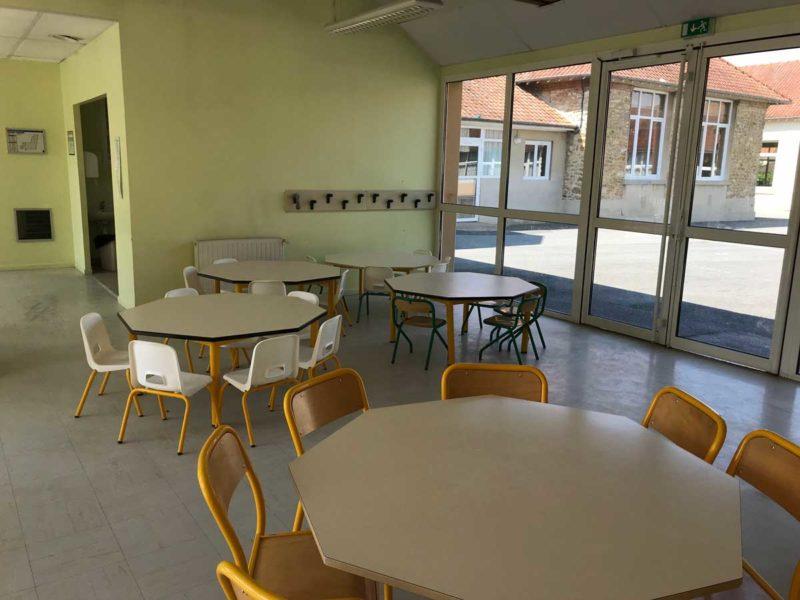 Restaurant scolaire Pierre Curie