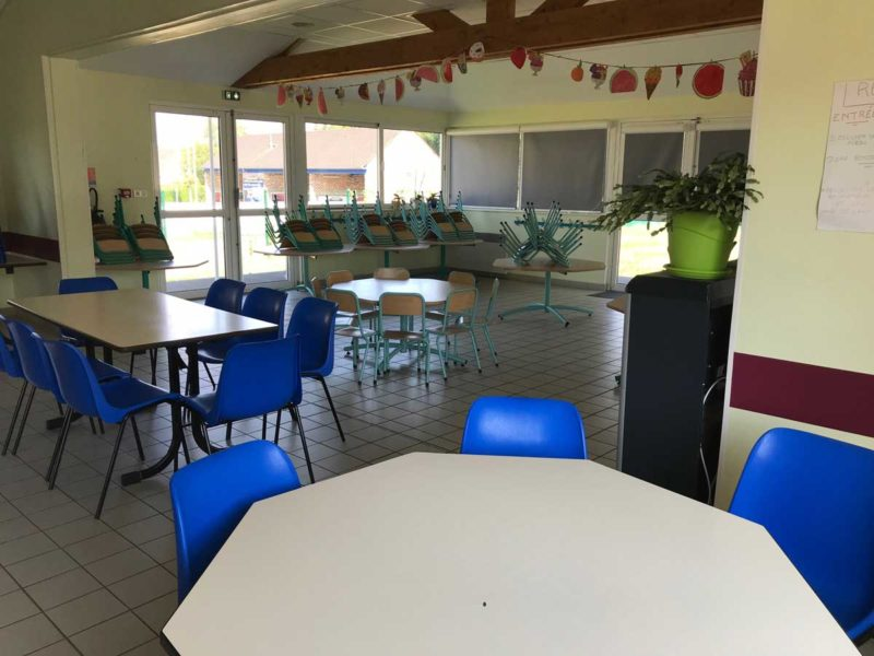 Restaurant scolaire Louis Pergaud